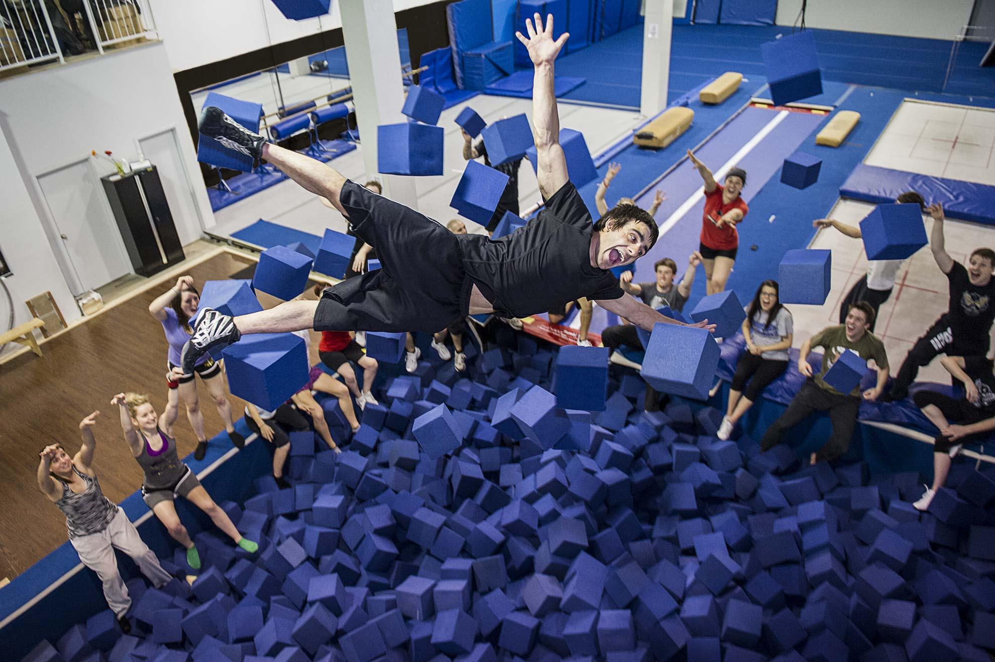 Studio acrobatique de Québec